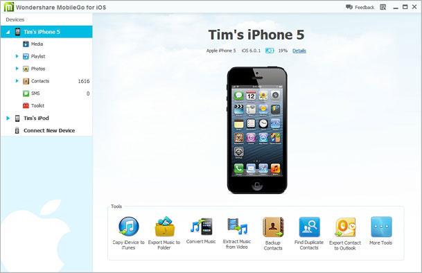 da iphone su ipad
