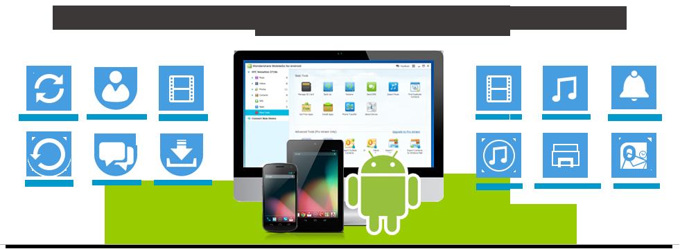 [MobileGo per Android] Gestici tutto sul tuo Android da Computer
